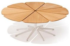 Petal Coffee Table By Knoll