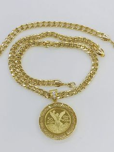 Gold Plated Centenario pendant with chain/bracelet for Sale in Glendale Heights, IL - OfferUp Glendale Heights, Coin Pendant, Plating, Jewelry Accessories, Gold Necklace, Pendants, Chain, Bracelets, Shopping