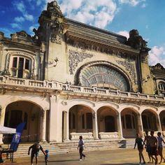 #casino #constanta #travel #traveler #romania #summerdays #sea #seaside #liveyours #building #oldbuilding #daysofmylife #tourist #touroftheworld #discover #huawei #huaweip9