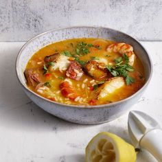 See related links to what you are looking for. Dutch Recipes, Fish Recipes, Seafood Recipes, Italian Recipes, Soup Recipes, Easy Healthy Recipes, Easy Meals, Bruchetta Recipe, Bistro Food