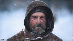 SWARM - head detail & character design, Kirill Barybin on ArtStation at https://www.artstation.com/artwork/LZ49l