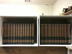 World Book Encyclopedia was part of my life.