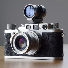 And its the same with Leica...those black, brassy beauties are so expensive!