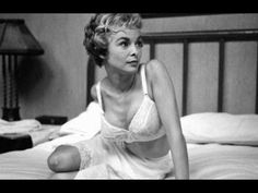Biography of actress Janet Leigh (Youtube)