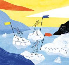 Illustrations : Anne Laval pour Télérama