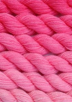 Repinned: shades of pink