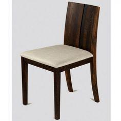 Martinez Dining Chair, Seared Oak   Memoky.com