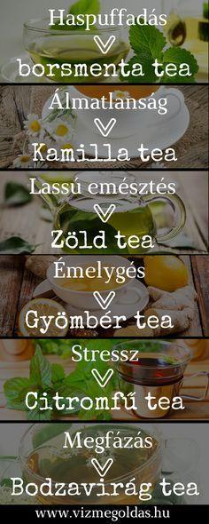 Tudj meg többet a gyógynövényekről a Természet patikája című rovatunkból. Herbal Remedies, Natural Remedies, Healthy Drinks, Healthy Recipes, Health Eating, Cata, Health Motivation, Healthy Weight, Food Inspiration