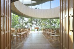 Galeria - Capela Espiral / NAP Architects - 2