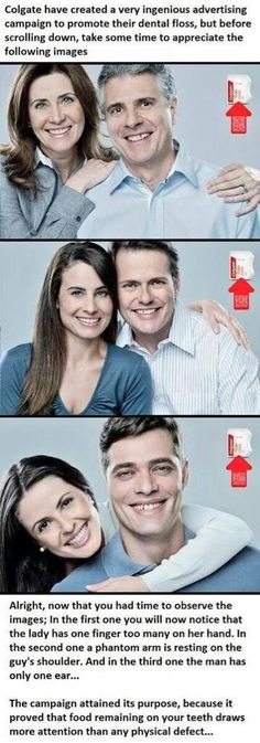 This has blown my mind - advertising - colgate
