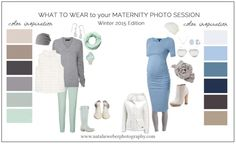 What to Wear Maternity Winter Edition