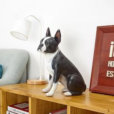 If you're looking for a Boston Terrier statue - this is it. Perfect to place on your bedside or living room table. Pet 1, South America, Boston Terrier, Statue, Animals, Boston Terriers, Animales, Animaux, Animal