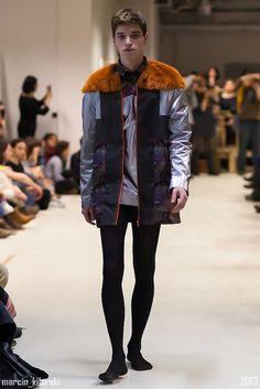 design by Błażej Teliński Fashion Design Dept at School of Form #schoolofform fot. Marcin Kilarski