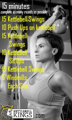 Ring my Kettle Bell