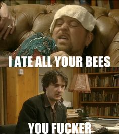 Black Books outtakes