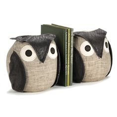 Ollie Owl Bookends.