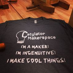 Maker Affirmations  #MadeAtCatylator #Catylator #Makerspace #SilverSpring #TakomaPark #DC #MD #ACreativeDC #Kidmade #STEAM #STEM #Projectbasedlearning#Summercamp #21stcenturyClassroom #EDTech #Innovate #YoungEngineer #EducationTechnology #Create#makersgonnamake #screenprinting
