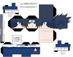 papercraft | Cool Naruto Papercraft | Japan Media Online