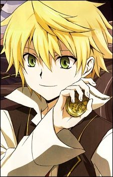 Oz Vessalius (Pandora Hearts)