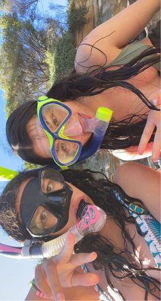 Besties, Swimming, Fish, Friends, Beach, Summer, Swim, Amigos, Summer Time