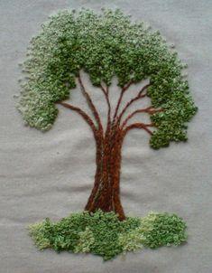 """Flower Embroidery Pattern Képtalálat a következőre: """"francia csomó"""" - French Knot Embroidery, Hand Embroidery Stitches, Silk Ribbon Embroidery, Crewel Embroidery, Hand Embroidery Designs, Embroidery Techniques, Cross Stitch Embroidery, Embroidery Patterns, Flower Embroidery"""