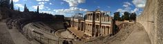 Ontem o dia foi passado a visitar Mérida! O teatro e anfiteatro romanos de Mérida, a Alcazaba árabe de Mérida e a ponte romana sobre o rio Guadiana.