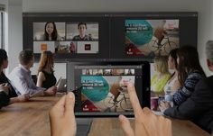 Fuze video conferencing solution