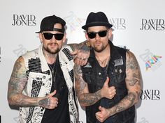 The Madden Brothers reveal debut album title http://boystereo.com/1fkHHtP