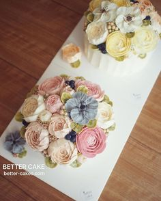 Done by student from Hong Kong (베러 심화클래스/Advanced course) www.better-cakes.com…