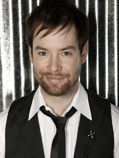 David Cook - Season 7 winner.  Loved his first cd.  Some say he stole the win from David Archuletta.  I think they were both worthy winners.