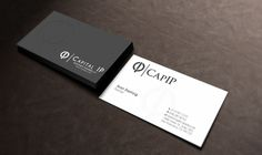 cool, simple business cards | 99designs