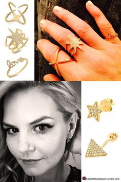 Buy the jewelry that Jennifer Morrison wore on Live with Kelly & Michael, here!