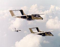 OV-10 Bronco Multimission Aircraft