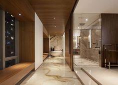 Private Penthouse, Beijing  by Studio Illumine