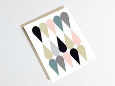 Carte postale par Green & Paper - Papeterie