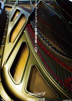 映画『ヱヴァンゲリヲン新劇場版:Q』  EVANGELION:Q  (C) カラー