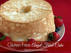 Angel Food Cake | The Gluten-Free Homemaker