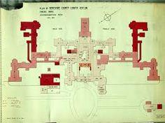 a map of victorian asylum