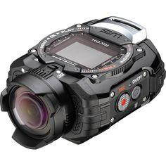 Pentax Ricoh WG-M1 14 Megapixel Compact Camera -