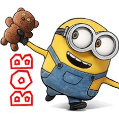 1000 Images About Minion Bob On Pinterest