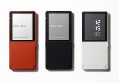 Minimalist Phone, Design Awards, Cool Designs, Clock, Technology, Product Design, Inspiration, Simple, Classic