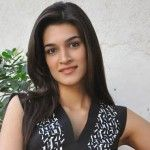 Kriti expressed her desire to work with Mahesh Babu