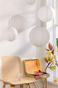 Paper Lantern Set