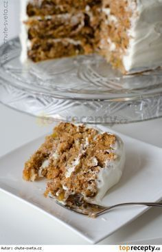 Krispie Treats, Rice Krispies, Czech Recipes, Cereal, Cheesecake, Breakfast, Sweet, Food, Dna