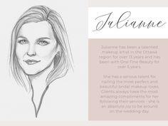 Julianne H. — One Fine Beauty Beautiful Bridal Makeup, Bridal Makeup Looks, Makeup Services, Professional Makeup Artist, Beautiful Children, Compliments, Amazing, Beauty, Beautiful Kids
