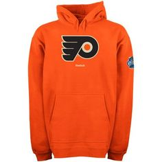 Philadelphia Flyers 2012 Winter Classic Just Logos Pullover Hoodie