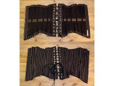 DIY corset via MAKE magazine