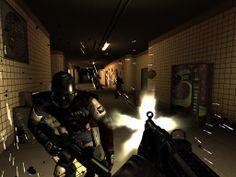 F.E.A.R. Combat - Freeware - Descargar Gratis Juego PC. Download Free Game - Videojuego de disparos en primera persona (FPS).