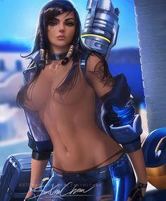 Sakimichan nude boobs overwach