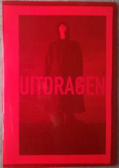 UITDRAGEN (graduation project)- concept book front - by Madame Fourmilion